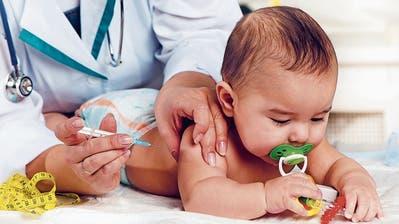 Neuer Plan: Bund empfiehlt weniger Impfungen für Kleinkinder