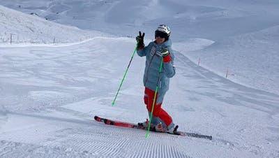 73 Tage nach Horror-Sturz steht Marc Gisin wieder auf den Ski
