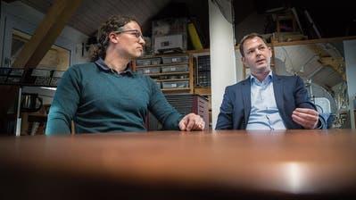 Steckborns Kandidaten fürsStadtpräsidiumsind auch uneins, zum Beispiel im Glauben