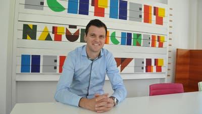 Christian Gressbach, Geschäftsleiter Toggenburg Tourismus (Bild: Sabine Camedda)
