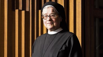 Oberste Deutschschweizer Nonne fordert Priesterinnen in der Kirche