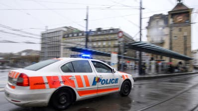 Genfer Polizist wegen Rasens auf Verbrecherjagd verurteilt