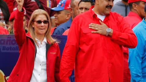 Machtkampf in Venezuela: Maduro warnt vor Bürgerkrieg