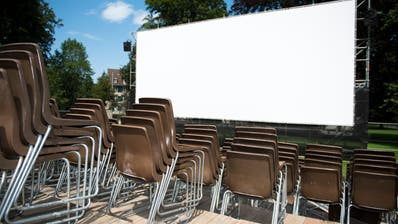 2019 beleibt die Kinoleinwand dem St.Galler Kantipark fern. Die Veranstalter wollen sich auf andere Standorte konzentrieren. (Bild: Urs Jaudas)