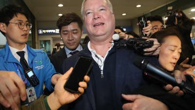 US-Gesandter reist wegen Trump-Kim-Gipfel nach Pjöngjang