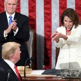 Trump ruft in Kongressrede zu parteiübergreifender Kooperation auf — und fordert erneut den Bau einer Mauer
