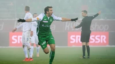 DerFCSGsiegt 3:1 gegen den FCZ – Simone Rapp undMajeed Ashimeru treffen für die Espen