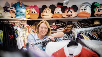 Nach 15 Jahren ist Schluss: Andrea Wirth schliesst ihren Kostümverleih in Mörschwil