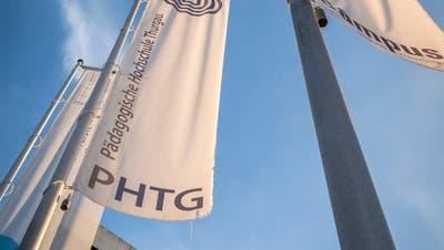Seit der Freistellung eines Prorektors weht an der PH Thurgau ein rauer Wind. (Bild: Reto Martin)