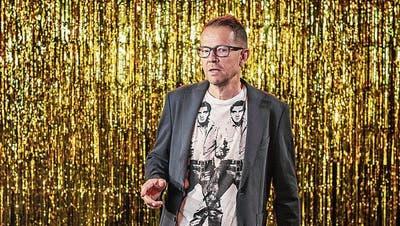 Comedian Bänz Friedli präsentiert sein neues Programm vorab in Rorschach
