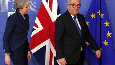 Neuer Rettungsversuch für einen geregelten Brexit