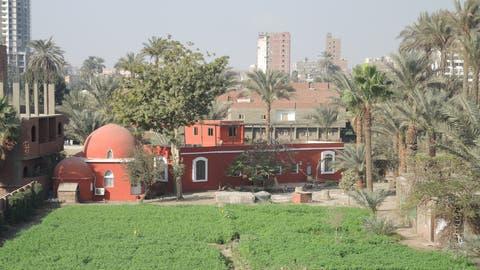 Das Atelier in Kairo wird 2020 wieder an eine Künstlerin oder einen Künstler aus der Region Frauenfeld vergeben. (Bild: PD)