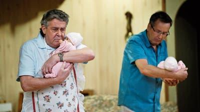 Zuger Seniorentheater bringt die Emanzipation auf das Tapet