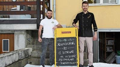 Zwei junge Wirte wollen sich in Wittenbach beweisen