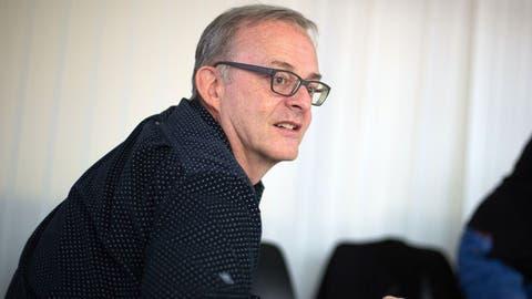 Martin Stoll, Geschäftsführer von Öffentlichkeitsgesetz.ch. (Bild: PD)