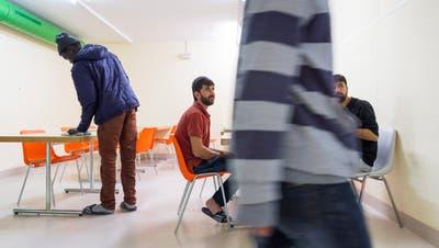 Asylsuchende kommen zu selten mit Psychiatern in Kontakt. (Bild: ky)