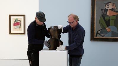 Von Picasso bis Christo: Der Mensch rückt in den Fokus der neuen Ausstellung im Würth-Haus Rorschach