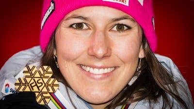 Wendy Holdener gewinnt WM-Gold in der Kombination