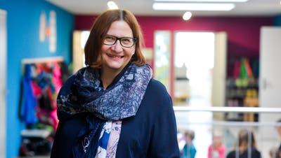 Kathrin Strasser leitet das Kinderhaus Floh. (Bild: Donato Caspari)