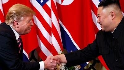 Nach gescheitertem Kim-Trump-Gipfel gibt es unterschiedliches Echo