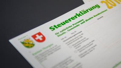 Thurgauer Steueramt überlegt, mit Algorithmen nach Steuerhinterziehern zu suchen
