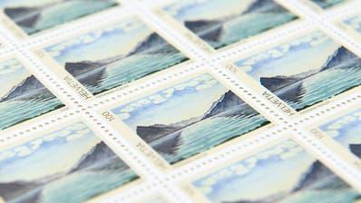 Aus Qualitätsgründen: Post druckt bestimmte Briefmarken im Ausland