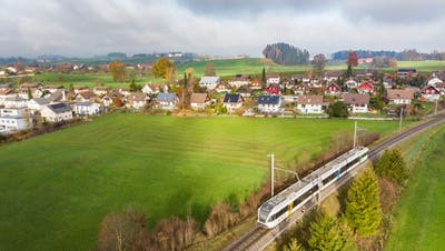 Die Bettenwiese im Norden von Wittenbach bleibt vorderhand eine Landwirtschaftszone. (Bild: Urs Bucher, 29. November 2018)