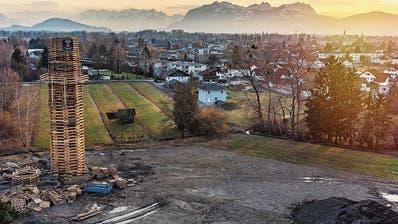 Am Samstag brennt der grösste Funken der Welt – in Lustenau