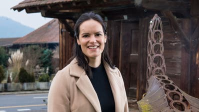 Michaela Tschuor, CVP-Gemeinderätin, Wikon. (Bild: Nadia Schärli, 21. Januar 2019)