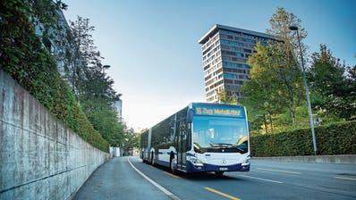 Zug: Grünliberale fordern Elektrobusse