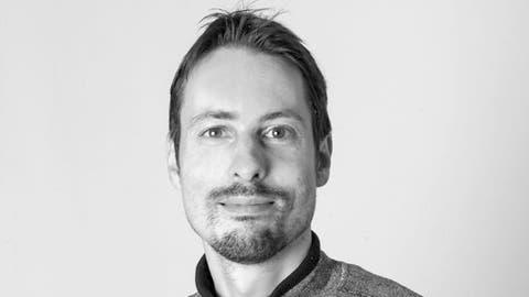 Robert Knobel, Ressortleiter Stadt/Region Luzern.
