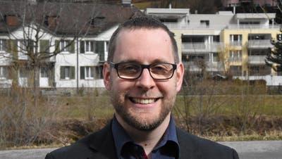 Christian Hildebrand, OK-Präsident. (Bild: Urs M. Hemm)