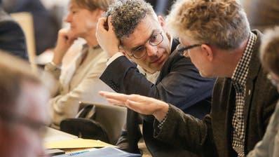 Sein Antrag hat politisch vieles in Bewegung gebracht: FDP-Kantonsrat Daniel Eugster (links). (Bild: Donato Caspari)
