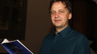 Christian Dillig, Dirigent des Oratorienchors (Bild: PD)