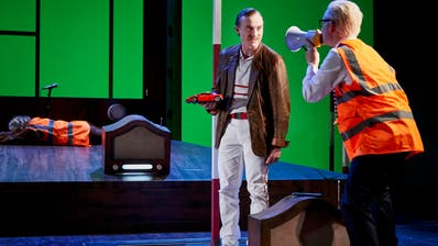 Skuriles aus dem Vorarlberg im Landestheater. (Bild: AnjaKöhler)