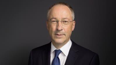 Soll Verwaltungsratspräsident bei Schmolz+Bickenbach werden: Jens Alder. (Bild: Gaetan Bally / Keystone, Trimbach, 18. Mai 2017)