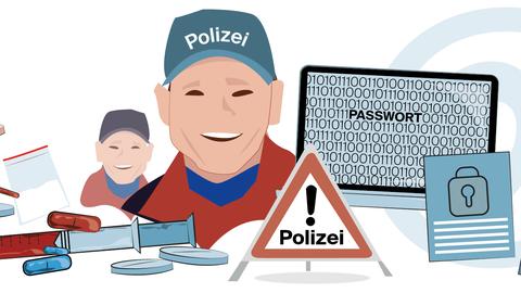 Sicherheit im Kanton Luzern:Diese Positionen vertreten die Kantonsratsparteien