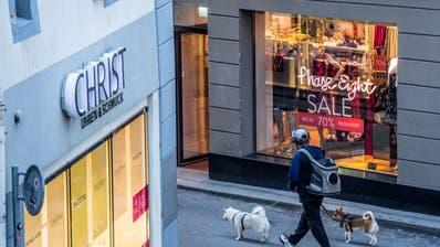 Geht es nach der Regierung und den im Kantonsrat vertretenen Parteien, sollen die Läden im Kanton Luzern bald länger offen haben dürfen. (Symbolbild: Nadia Schärli, Luzern, 15. Januar 2019)