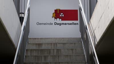 Blick ins Gemeindehaus von Dagmersellen. (Bild: Boris Bürgisser, 7. September 2018)