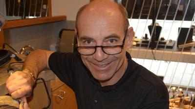 Jürg Wipf, Präsident von Wil Shopping (Bild: Gianni Amstutz)