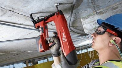 Hilti im Investitionsrausch: Die Digitalisierung soll sichauch auf Baustellen ausbreiten