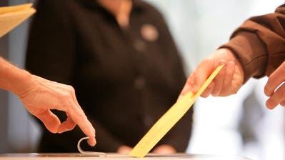 Alle vier Jahre finden in Appenzell Ausserrhoden die Gesamterneuerungswahlen statt. Bild: APZ