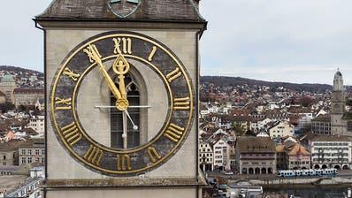 Schweizer Jugendliche gehen für Klimaschutz auf die Strasse
