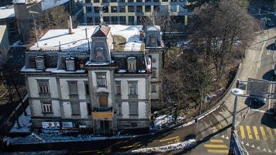 Projekt für ein St.Galler Literaturhaus: 180'000 Franken Miete für die Villa Wiesental