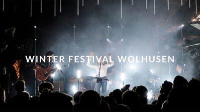 Tickets für das Winterfestival in Wolhusen zu gewinnen!