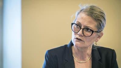 Die Psychologin Monika Egli-Alge ist im Kanton Thurgau eine bekannte Persönlichkeit. (Bild: Reto Martin)