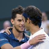 Federer büsst einen Platz ein, Bencic zurück in den Top 20