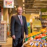 Felix Meyer, Geschäftsführer der Migros Luzern, blickt auf ein gutes Jahr zurück. Bild: Dominik Wunderli (Ebikon, 21. März 2017)