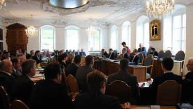 Eröffnungssitzung Kantonsrat Obwalden zur Legislatur 2018/22 - Symbolbild  (Bild Markus von Rotz (Sarnen, 29. Juni 2018))