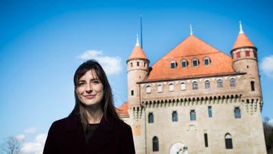 SP-Politikerin Rebecca Ruiz ist ab Mai das fünfte weibliche Mitglied der Waadtländer Kantonsregierung. (Bild: Jean-Christophe Bott, Keystone)